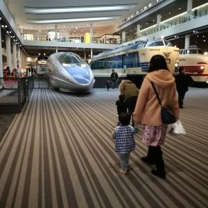 京都鉄道博物館へ行ってみた1(神戸→京都→滋賀→福井→舞鶴の2泊3日車中泊の旅①-1)