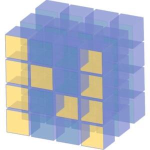【Python入門】Numpyの転置行列(T)及び配列の軸の入れ替え(transpose)の方法