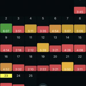 Auto Sleepアプリの使用を止めます