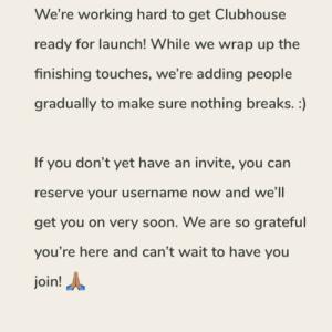 図解Clubhouse:アンドロイド携帯でもiPadがあれば大丈夫
