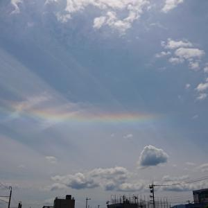 虹に癒され🌈 ~ななつ数えながら~