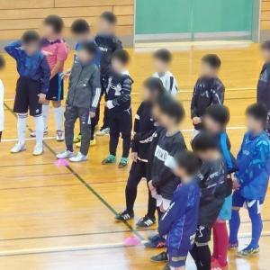 ⚽ラスト練習⚽ ~出来上がったチーム~