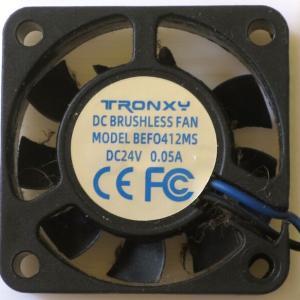 TRONXY XY-2pro ファン交換