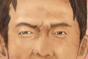 【似顔絵】試行錯誤 勝ち抜くための方法論:武井壮【百獣の王】