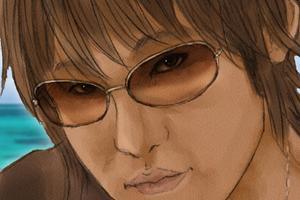 【似顔絵】スガシカオ:プロフェッショナル仕事の流儀【歌手】