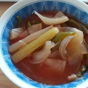 【209日目】脂肪燃焼スープダイエット2日目