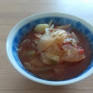 【213日目】脂肪燃焼スープダイエット6日目