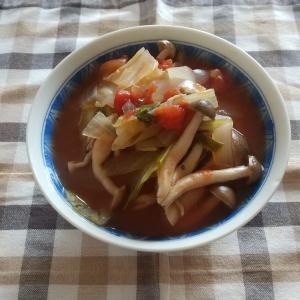 【214日目】脂肪燃焼スープダイエット7日目(最終日)