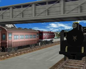 A列車で行こう3Dだらだら開発 SLだらけの昭和な鉄道路線?
