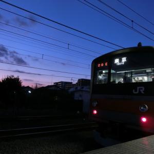 引退が近い武蔵野線205系の写真を勝手に振り返るその①