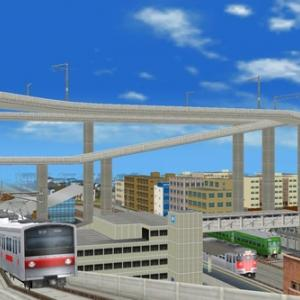 A列車で行こう3D/PCだらだら開発 動画で紹介しなかった要素を書いた記事(とある私鉄再現マップ)