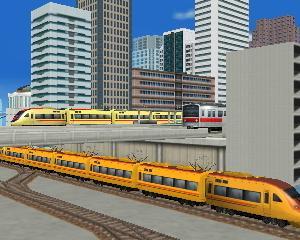A列車で行こう3Dだらだら開発 (個人的に)懐かしき初代東急・南武線マップを今更紹介