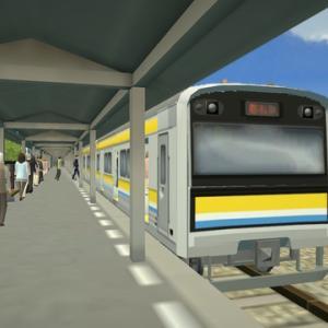 はじまるA列車で再現した鉄道車両を纏めてみた