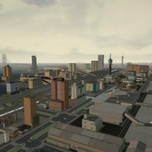 はじまるA列車だらだら開発 空港がある街と鉄道