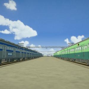 (第2回目)はじまるA列車で再現した鉄道車両を纏めてみた