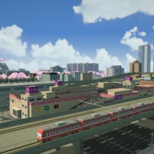 (第3回目)はじまるA列車で再現した鉄道車両を纏めてみた