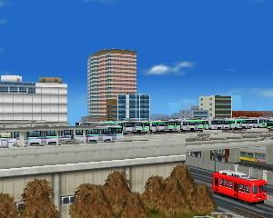 A列車で行こう3Dだらだら開発 路線大量!80編成の旅客車両達
