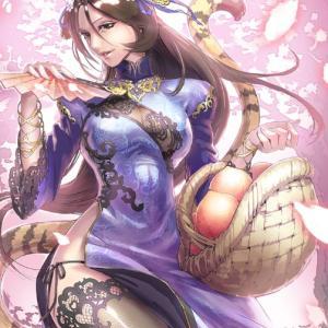 【軍神】西王母を成長させてみた