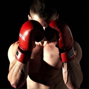 超過酷ボクサーの日常生活
