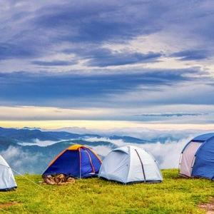 新潟県妙高市笹ヶ峰キャンプ場に行ってきました