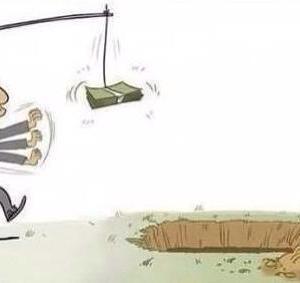 「お金の奴隷」は貧しいです