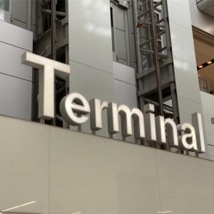 羽田第1ターミナル(JAL)~札幌へ