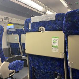 電車の中で•••問題発生!