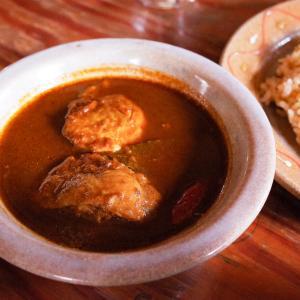 スパイスで元気になるために食べるカレー@岡山市北区御津のマハラジャ