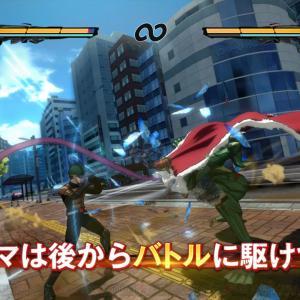 【ワンパンマン】3vs3の激闘バトル、開戦! 『ワンパンマン』が初の家庭用ゲーム化。