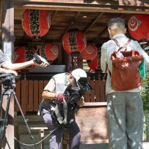 「とびだせ!えほん」の京都市岡崎・吉田山編の放送があります