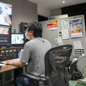 テレビの編集室の空気も変わりました