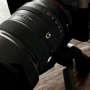 これからはカメラも2刀流でまいります