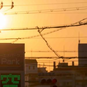 大阪上本町9月。朝の風景あれこれ