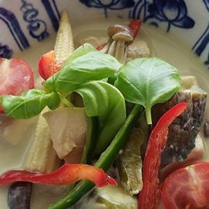 家庭でつくる本格的タイ料理シリーズⅦ グリーンカレー