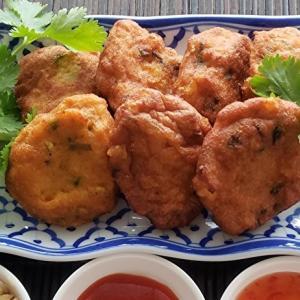 家庭でつくる本格的タイ料理シリーズ 11 トート・マン・プラー タイ風さつま揚げ