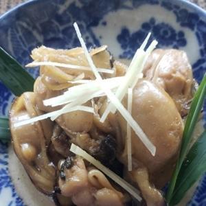 簡単!煮込むだけ。ひと味違う牡蠣のしぐれ煮