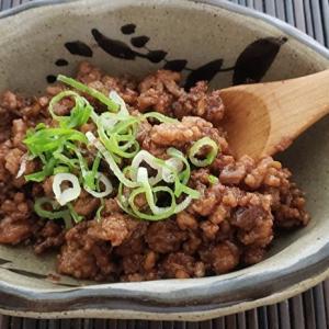 作り置きにおすすめ どんな料理にも使える肉味噌