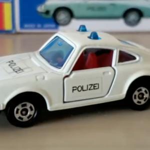 外国車シリーズPART2!ポルシェ911Sポリスカー