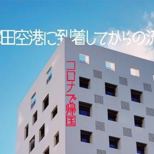 【コロナで帰国】成田空港に到着してから二週間の自己隔離までの流れ