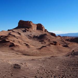 やっと4カ国目 チリ! アタカマ砂漠へ行く