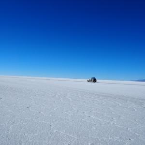 いざ、ウユニへ!! ボリビアへの国境越え2泊3日ツアー