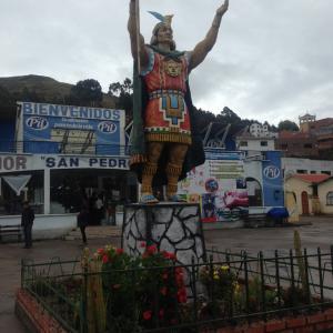 ボリビア   首都ラパスとコパカバーナ編