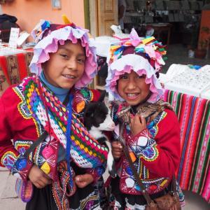 6カ国目 ペルー その3 クスコからの日帰りツアーに参加する