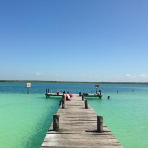 戻ってきましたメキシコ カリブ海を楽しむ その3