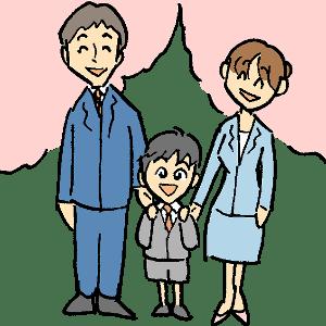 離婚しても、子供は二人の子供であることに変わりない