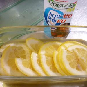 レモンの美味しい季節なので~!