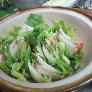 豚肉白菜ミルフィーユ鍋