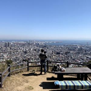 超穴場の絶景ビュースポット『五鬼城展望公園』の展望台【神戸の穴場】