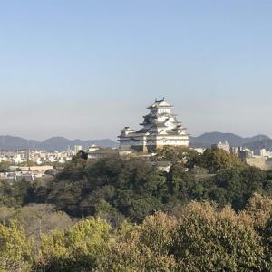 姫路城と街並みを一望!男山配水池公園【姫路の穴場】