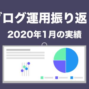 【2020年1月】ブログ開設4ヶ月目は1.5万PV アドセンス収益は先月比+135%